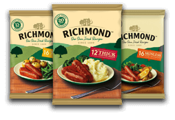 Richmond Sausages Frozen Range